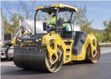 Bomag Paving Equipment