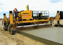 Gomaco Paving Equipment