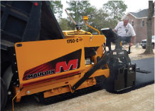 Mauldin Paving Equipment