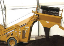 Screen Machine Mining Equipment