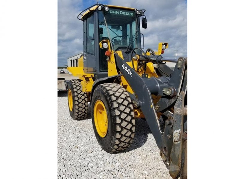 2013 John Deere 444K Wheel Loader full