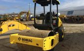 Used  BOMAG BW145D-5