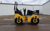 Used  BOMAG BW138AD-5