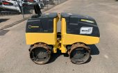 Used  BOMAG BMP8500-BT